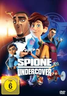 Spione Undercover, DVD