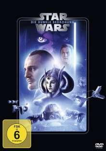 Star Wars Episode 1: Die dunkle Bedrohung, DVD