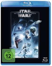 Star Wars Episode 5: Das Imperium schlägt zurück (Blu-ray), 2 Blu-ray Discs