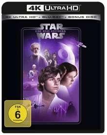 Star Wars Episode 4: Eine neue Hoffnung (Ultra HD Blu-ray & Blu-ray), 1 Ultra HD Blu-ray und 2 Blu-ray Discs