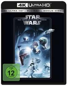 Star Wars Episode 5: Das Imperium schlägt zurück (Ultra HD Blu-ray & Blu-ray), 1 Ultra HD Blu-ray und 2 Blu-ray Discs