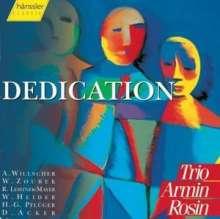 Trio Armin Rosin - Dedication, CD