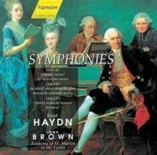Joseph Haydn (1732-1809): Symphonien Nr.44,45,49, CD