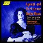Dale Kavanagh - Lyrical & Virtuosic Guitar Music, CD