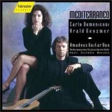 Harald Genzmer (1909-2007): Konzert f.2 Gitarren & Orchester, CD