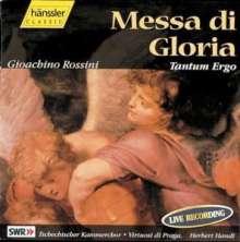 Gioacchino Rossini (1792-1868): Messa di Gloria, CD