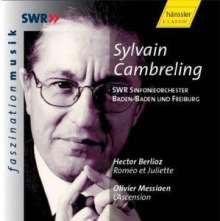 Sylvain Cambreling dirigiert das SWF-Sinfonieorchester Baden-Baden, 2 CDs