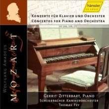 Wolfgang Amadeus Mozart (1756-1791): Klavierkonzerte Nr.6,8,9, CD