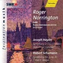 Joseph Haydn (1732-1809): Symphonie Nr.104, CD