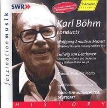 Karl Böhm dirigert das RSO Stuttgart, CD