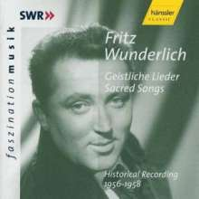 Fritz Wunderlich - Geistliche Lieder, CD