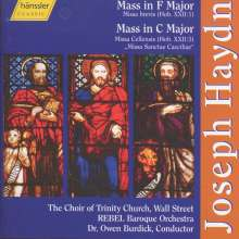 Joseph Haydn (1732-1809): Messen Nr.1 & 5, CD