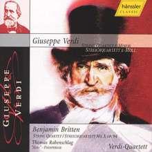 Verdi Quartett - Hommage an Verdi, CD