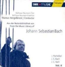 Aus der Notenbibliothek von Johann Sebastian Bach Vol.2, CD