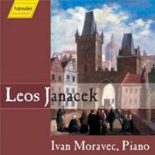 Ivan Moravec - Live in Prague, CD