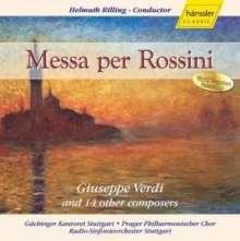 Gioacchino Rossini (1792-1868): Messa per Rossini, 2 CDs