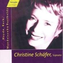 Christine Schäfer singt Arien, CD
