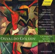 Osvaldo Golijov (geb. 1960): Markus-Passion (La Pasion segun San Marcos), 2 CDs