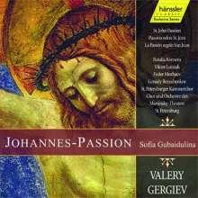Sofia Gubaidulina (geb. 1931): Johannes-Passion, 2 CDs
