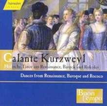 Ensemble Buon Tempo - Galante Kurzweyl, CD