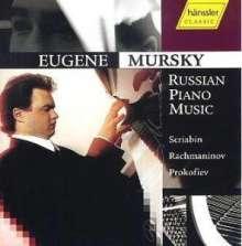 Eugene Mursky - Russian Piano Music, CD