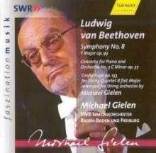 Michael Gielen dirigiert Beethoven, CD