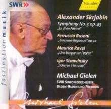 Michael Gielen dirigiert, CD