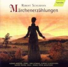Robert Schumann (1810-1856): Kammermusik für Klarinette, CD