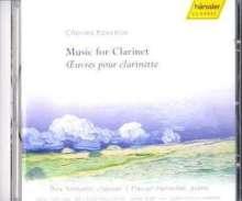 Charles Koechlin (1867-1950): Kammermusik für Klarinette, CD
