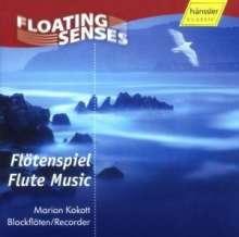 Marion Kokott - Floating Senses, CD