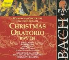 Johann Sebastian Bach (1685-1750): Die vollständige Bach-Edition Vol.76, 3 CDs