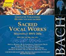 Johann Sebastian Bach (1685-1750): Die vollständige Bach-Edition Vol.140, 2 CDs