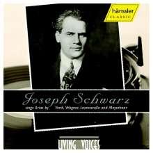 Joseph Schwarz singt Arien, CD