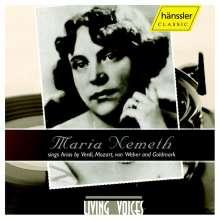 Maria Nemeth singt Arien, CD