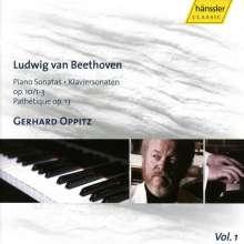 Ludwig van Beethoven (1770-1827): Klaviersonaten Nr.5-8, CD