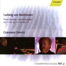 Ludwig van Beethoven (1770-1827): Klaviersonaten Nr.4,9,10,19,20, CD