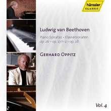 Ludwig van Beethoven (1770-1827): Klaviersonaten Nr.12-15, CD