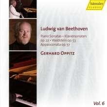 Ludwig van Beethoven (1770-1827): Klaviersonaten Nr.11,21,23, CD