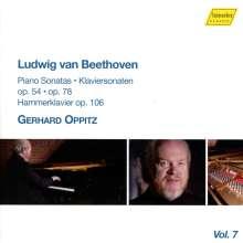 Ludwig van Beethoven (1770-1827): Klaviersonaten Nr.22,24,29, CD