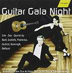 Guitar Gala Night, CD