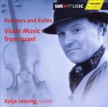 Kolja Lessing - Violinmusik aus Israel, CD