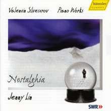 Valentin Silvestrov (geb. 1937): Klavierwerke, CD