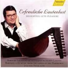 Joachim Held - Erfreuliche Lautenlust, CD