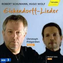 Christoph Pregardien - Eichendorff-Lieder, CD