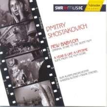 Dmitri Schostakowitsch (1906-1975): Filmmusik, 2 CDs