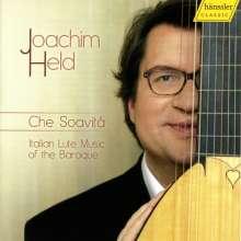 Joachim Held - Italienische Lautenmusik, CD