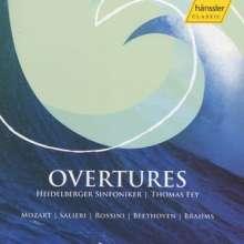 Heidelberger Sinfoniker - Overtures, CD