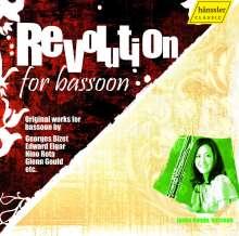 """Musik für Fagott & Klavier """"Revolution for Bassoon"""", CD"""