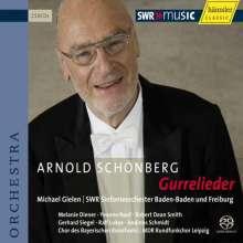 Arnold Schönberg (1874-1951): Gurre-Lieder für Soli, Chor & Orchester, 2 SACDs