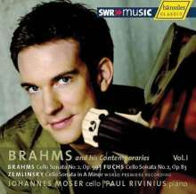 Brahms and his Contemporaries Vol.1, CD